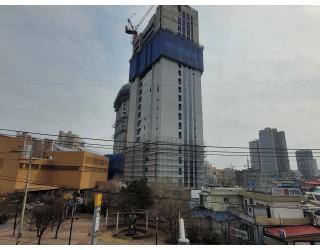 2021.03.19  1층~5층 비계 해체 및 정리