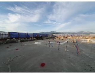 2020.09.29 지상 19층 바닥 콘크리트타설 완료