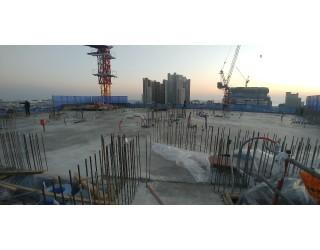 2020.01.18  지상 7층 바닥 콘크리트 타설 완료